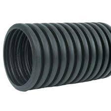 corex drain pipe solid