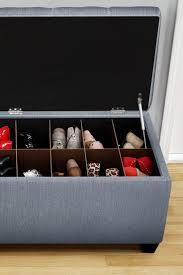 Shoe Storage Ottoman 55 Best Home Storage Images On Pinterest