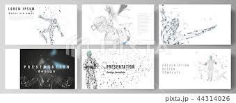 ベクトル レイアウト レポート デザインのイラスト素材 Pixta