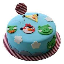 Order angry bird cake online Delivery Kanpur Kanpur ts