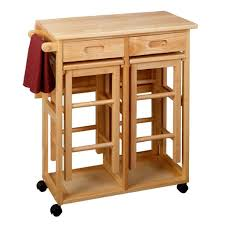 Space Saving Kitchen Space Saving Kitchen Table Basket Drawers Work In Place Of