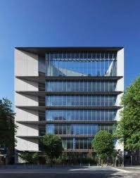 office building design architecture. Therefore, Architects Should Pay More Attention To The Shape And Color Of Façade. Office Building Design Architecture