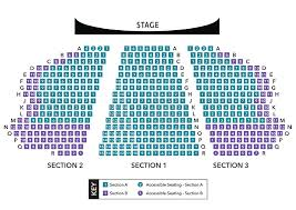 Nj Pac Seating Chart Village Theatre Seating Chart