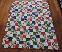 7 best quilts images on Pinterest   Paw patrol, Patchwork and Baby ... & Paw Patrol Patchwork Blue Red Green Toddler Children Bedding Quilt Size  48X62 Adamdwight.com