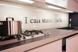 Small Picture graphic wall quote backsplash Interior Design Ideas