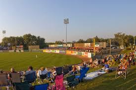 Elfstrom Stadium Kane County Cougars Ballpark Digest