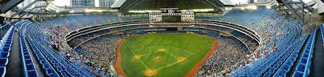 Rogers Centre Tickets Information And Seating Chart