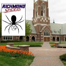 Spiders mascot on left chest. University Of Richmond Students Protest For More Menacing Spider Mascot The Peedmont