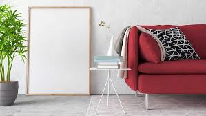 what goes with a red couch 14 ideas