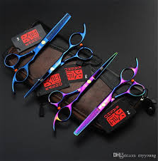 <b>6 Inch</b> Hairdressing <b>Kasho</b> Scissors <b>Japan</b> Stainless Steel ...