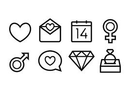 結婚式素材 イラスト素材集ダウンロード商用okなvector 意味材料