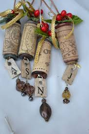 Beautiful+and+Unique+Wine+Cork+Ornament+with+by+