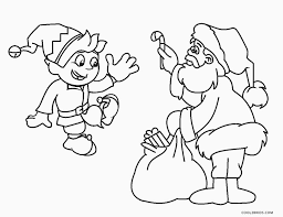 20 elf on the shelf coloring pages for kids 2. Free Printable Elf Coloring Pages For Kids