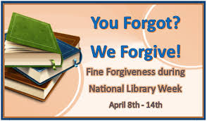 Image result for national library week 2018