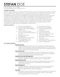 Network Security Engineer Resume Doc It Objective Exa Sevte