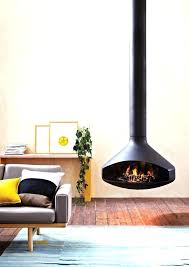 mid century modern electric fireplace clssic hnging wll pertaining to 19