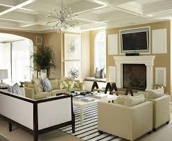 beige living room. Coffered Ceiling Beige Living Room