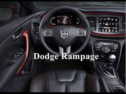dodge rampage 2016. dodge rampage 2016