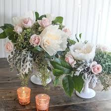 Tissue Paper Flower Centerpieces Paper Flowers For Wedding Centerpieces Pearloasis Info