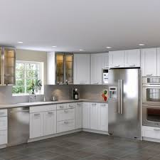 Wall Mounted Kitchen Cabinets Stainless Steel Kitchen Cabinets Ikea Wall Mount Range Hood Yellow
