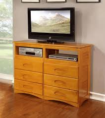 Discovery World Furniture Honey Media Chest – KFS STORES