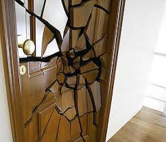 cool door decorations. Just Putting Decorations On Your Door Isn\u0027t The Way To Go. These Six Cool Doors Show Creative Design Done Right. Starting Off, We Have Shattered Door, A