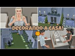 DECORANDO NOSSA CASA PARA O HALLOWEEN | tsfp - YouTube