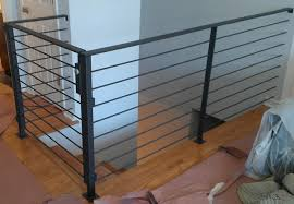 Indoor Handrails contemporary-staircase