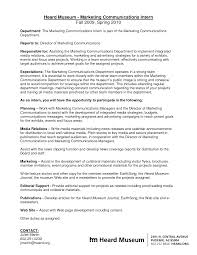 Museum Cover Letter Gallery Cover Letter Ideas
