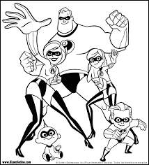 You can now print this beautiful incredibles disney coloring page or color online for free. Pin By Anita Barlament On Goo Lou Play Time Superhero Coloring Pages Disney Coloring Pages Superhero Coloring