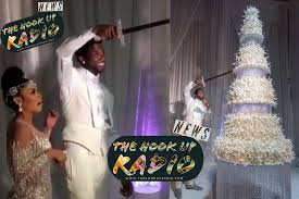 Gucci Mane 75k Wedding Cake The Hook Up Show