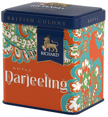 "<b>Чай Richard</b> ""<b>British</b> Colony Royal Darjeeling"" <b>черный</b> ..."