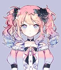 """Résultat de recherche d'images pour """"manga girl pastel"""""""