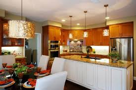 island pendants lighting. Pendant Lighting Over Island. Fantastic Brown Kitchen Light Fixtures Simple Classic Motive Themes Personalized Island Pendants