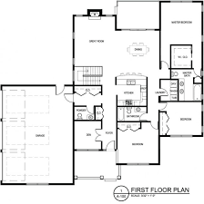 Incredible Multigenerational House Plans With Two Also Archive Single Family House Plans