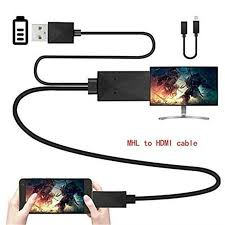<b>HOT SALE Universal</b> Android Phone MHL Micro USB to HDMI ...