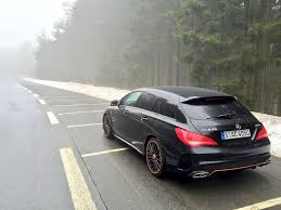 2015 Mercedes-AMG CLA 45 Shooting Brake - by Autovisie TV - YouTube