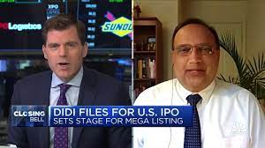 Didi aims for $60 billion valuation in ...