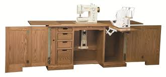 Sewing Cabinet Solid Wood Sewing Room