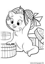Small Picture The marie kitten Coloring pages Printable