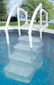 Above Ground Pool Stairs Weights Steps 24kgoldgramsinfo