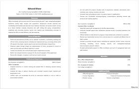 Office Coordinator Resume Job Pinterestory Examples Enchanting