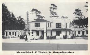in march 1952 the randalls whomever they may have been wrote the newspaper from florida read the news at the moyles motel