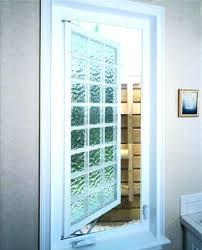 average cost of egress window install egress window cost interesting basement windows with glass block average