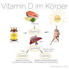 Vitamin d mangel darm