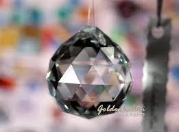chandelier parts crystals