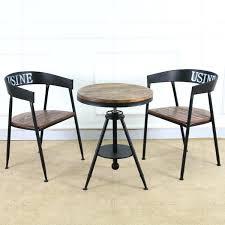 coffee table bar bao creative hair retro wood coffee table tea table iron bar tea coffee table