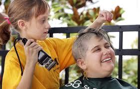 St. Baldrick's Head Shaving event raises money for childhood cancer  research | | winchesterstar.com