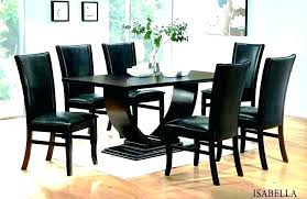 dark wood dining room furniture dark wood dining table expandable black tables with grey chairs dining