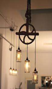 mason jar dining room light best ideas about bulb chandelier on edison uk
